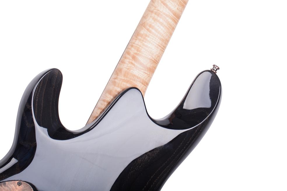 Custom Order 4 String Ray · Custom E-Bass von Wahlbrink Custom Basses and Guitars