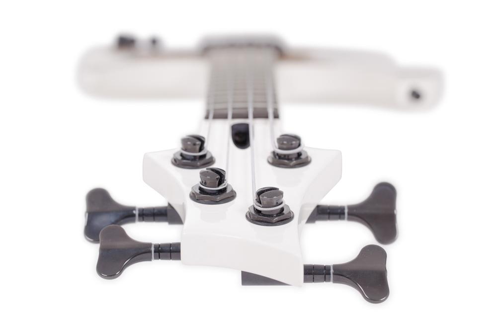 Custom E-Bass Hades 4 String Salmo Salar