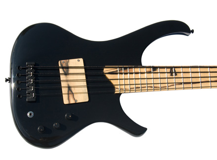 E-Bass HADES 5 String The Darkness